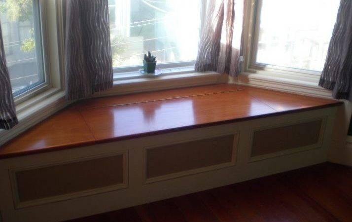 Bay Window Bench Seat Comfort Design
