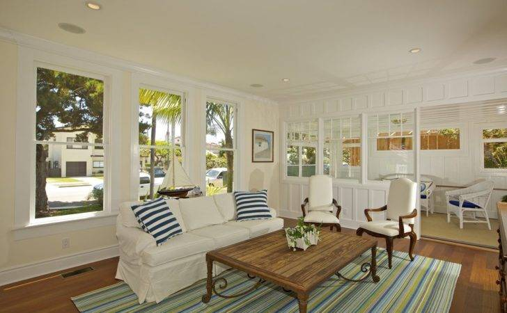 Beach House Living Room Decorating Ideas Style