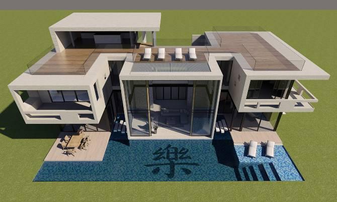 Beach House Thailand Dymitr Malcew