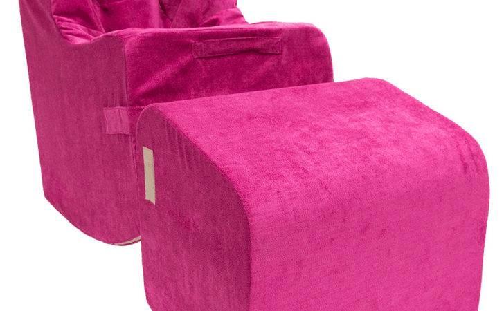 Beach Series Hula Princess Chill Out Chair Rock