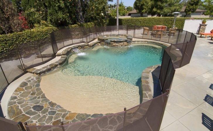 Beach Swimming Pool Designs Ideas