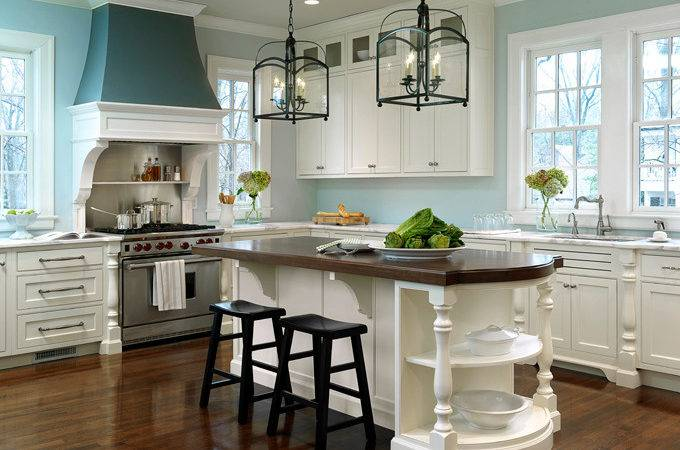 Beachnut Lane Turquoise Aqua Kitchens
