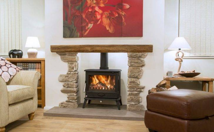 Beam Stone Inglenook Fireplace Artisan Design Ltd