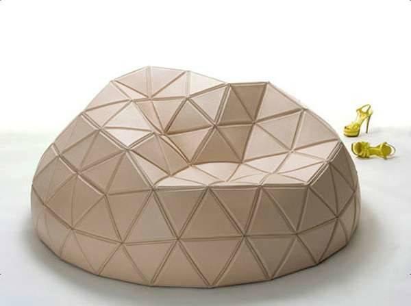 Bean Bag Corporate Chair
