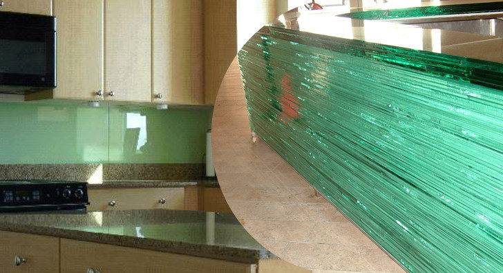 Bear Glass Back Painted Colored Ideal Solution
