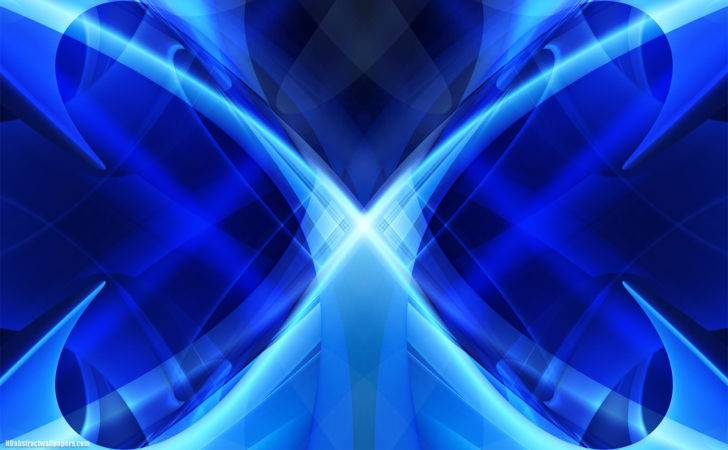Beautiful Abstract Blue