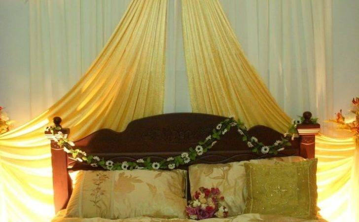 Beautiful Bedroom Decoration First Night Round Pulse