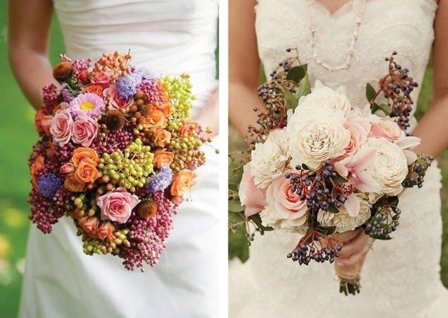 Beautiful Berry Bouquets