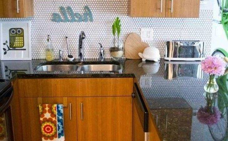 Beautiful Concept Small Apartment Kitchens Decoration