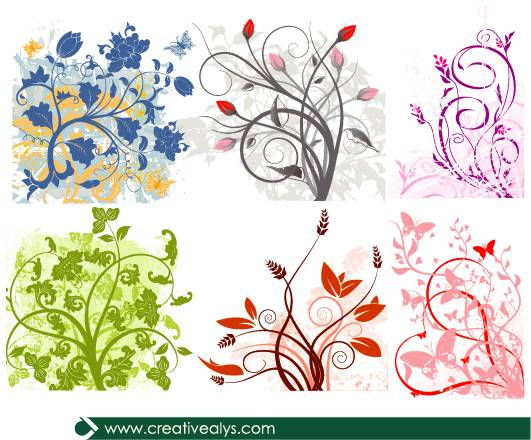 Beautiful Corner Border Designs Flowers Your