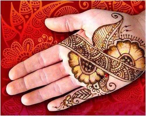 Beautiful Design Mehandi