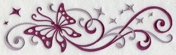 Beautiful Designs Borders Machine Embroidery