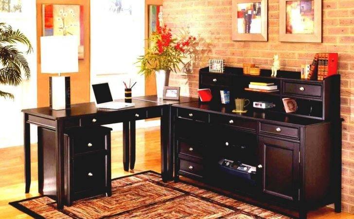 Beautiful Desk Small Office Home Interior Design Ideas