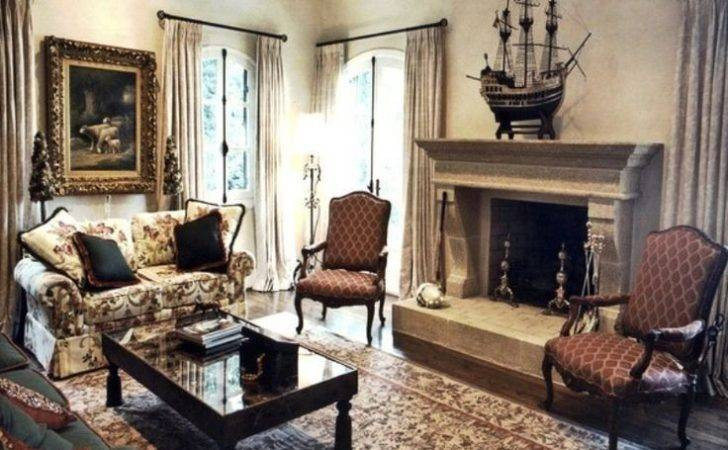 Beautiful English Rooms Classic Delightful Antique Living Room