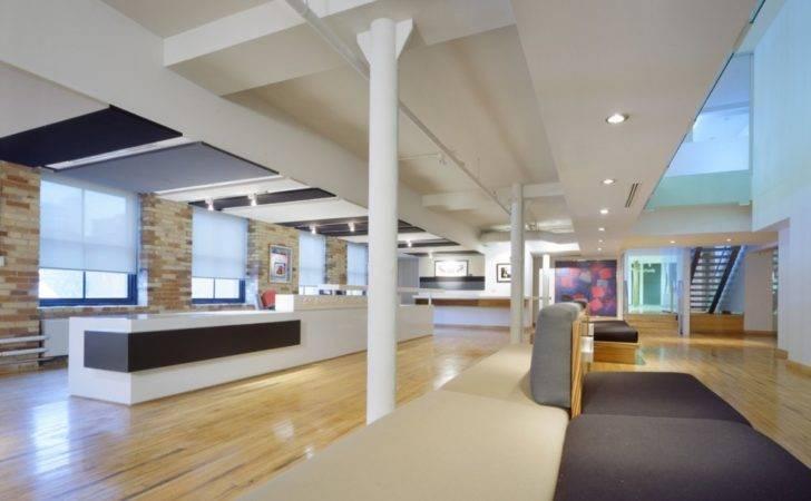Beautiful Houses Joseph Media Company Office Design Toronto