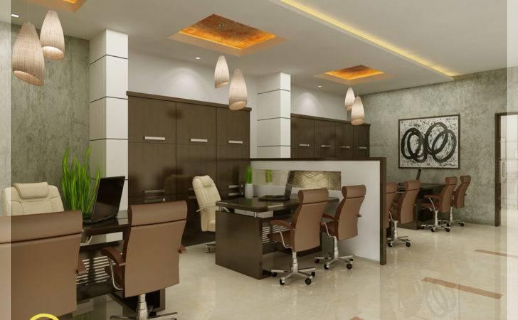 Beautiful Interior Office Designs Kerala Home Design Floor