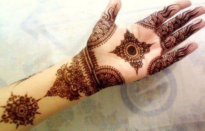Beautiful Mehndi Designs Funkidos