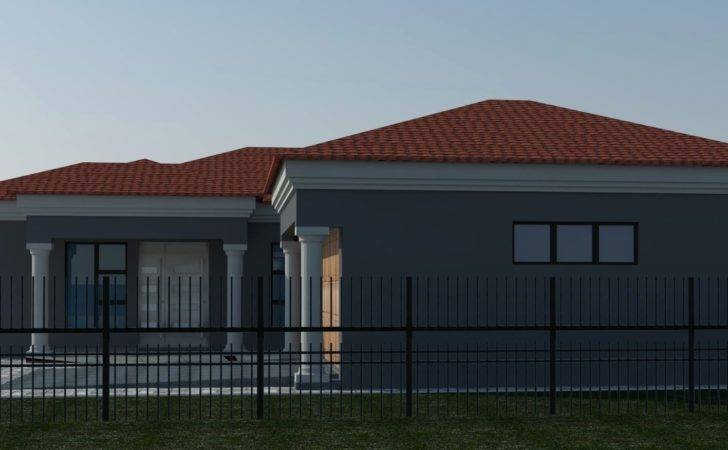 Beautiful Modern Bedroom House Plans South Africa