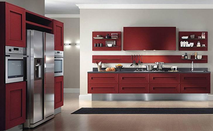 Beautiful Modern Kitchen Cabinets Blessing