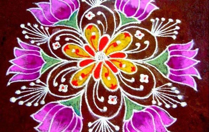 Beautiful Rangoli Designs Diwali