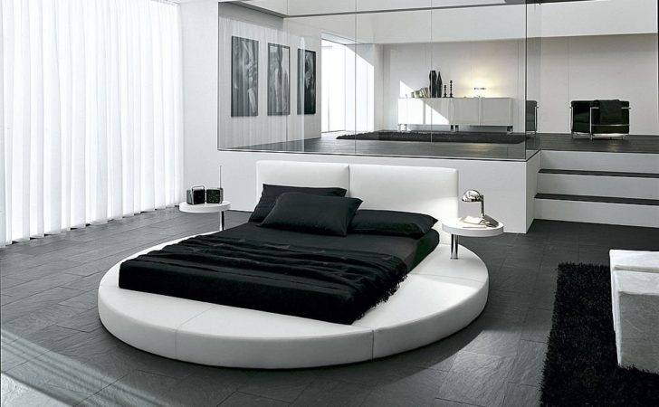 Beautiful Round Bed Beds Shape