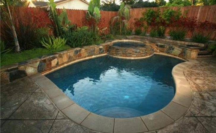 Beautiful Small Pools Your Backyard