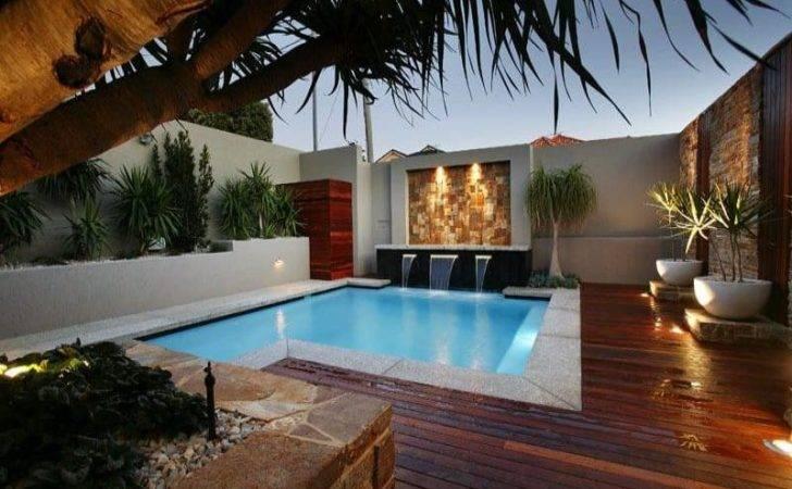 Beautiful Swimming Pool Lighting Ideas