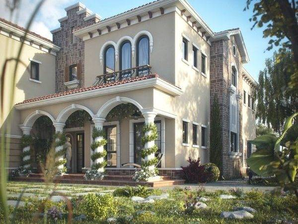 Beautiful Tuscan Villa Dubai