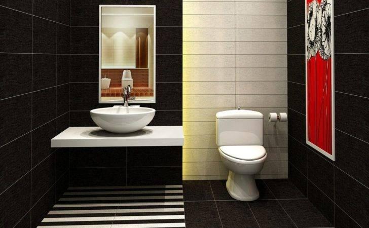 Beautiful Unique Washroom Interior Decor