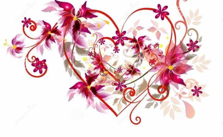 Beautiful Valentines Heart Design