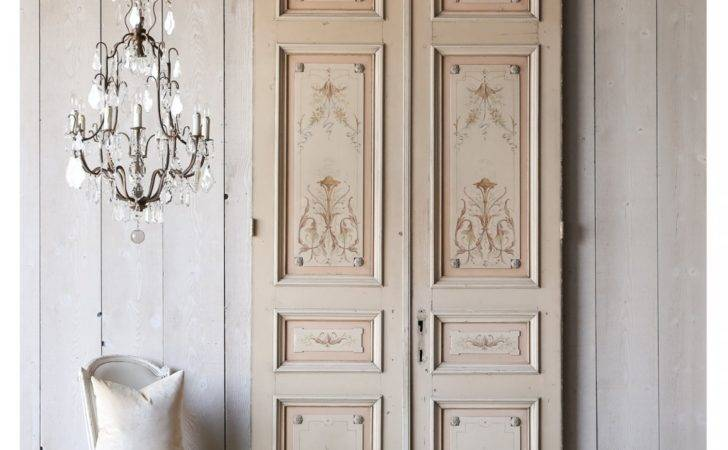 Beautiful Vintage Interior Doors Antique French