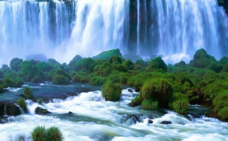 Beautiful Waterfall Nature Collection