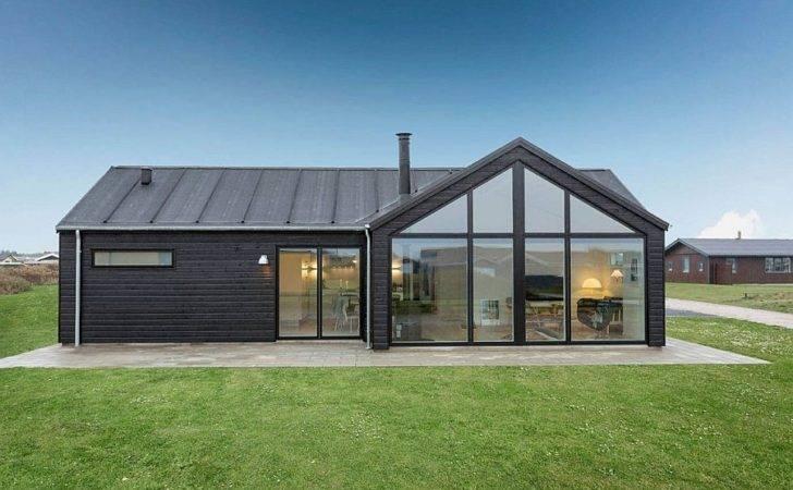 Beauty Exquisite Summer House Epitomizes Minimal Danish Design