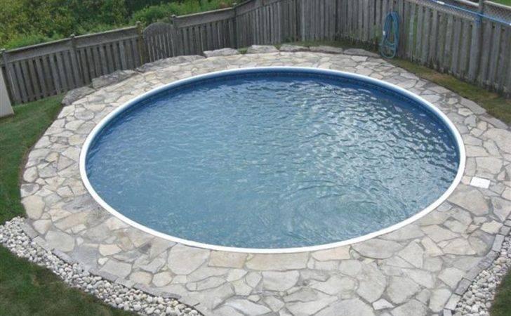 Beauty Small Swimming Pool Backyard Design Ideas
