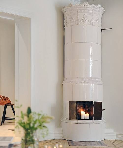 Beauty Swedish Fireplaces
