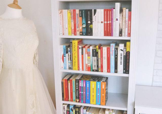 Becky Bedbug Bookshelf Tour