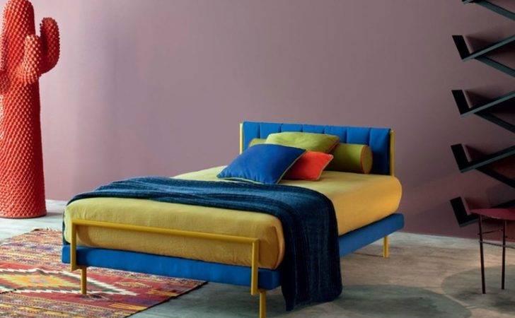 Bed Camaleo Twils Design Studio Thesia Progetti