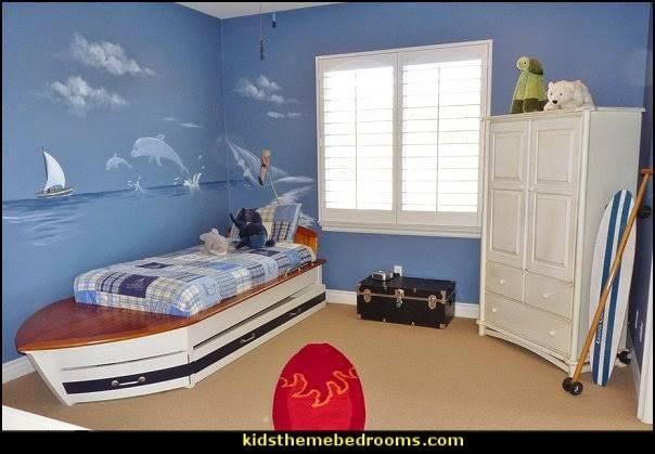 Bed Castle Loft Beds Boat Pirate Ship Batmobile