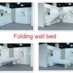 Bed Design Folding Wall Murphy Sofa