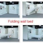 Bed Design Folding Wall Murphy Sofa