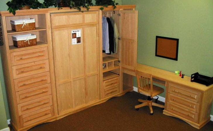 Bed Desk Combo Murphy Modern Beds Awesome