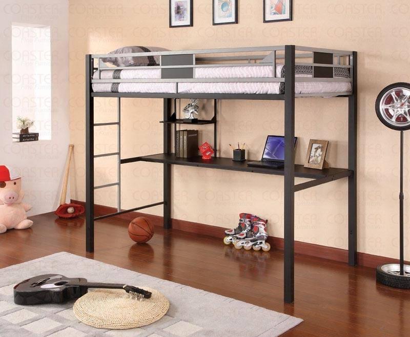 Bed Desk Combo Saving Space Ideas Murphy