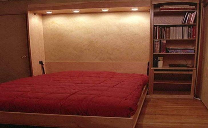 Bed Desk Room Functional Murphy Beds Ikea Solution Your