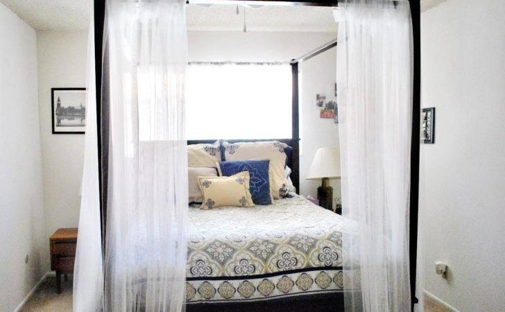 Bed Drape Canopy Curtains Ikea Bingewatchshows