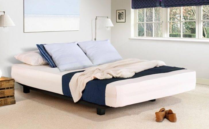 Bed Floating Frame Furniture Daniele Lago