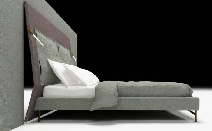 Bed High Headboard Twils