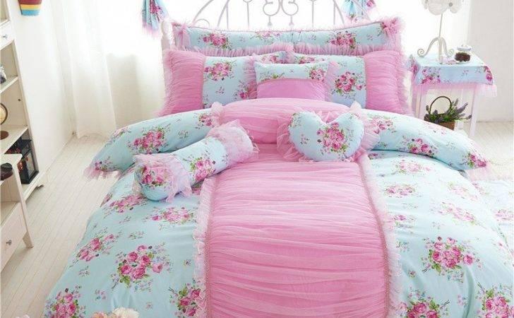 Bedding Sets Kids Children Luxury Wedding Princess Girl