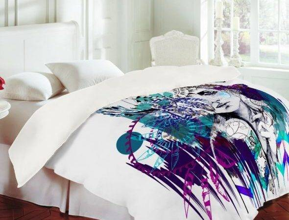 Bedding Style Tribal Bedrooms Pinterest