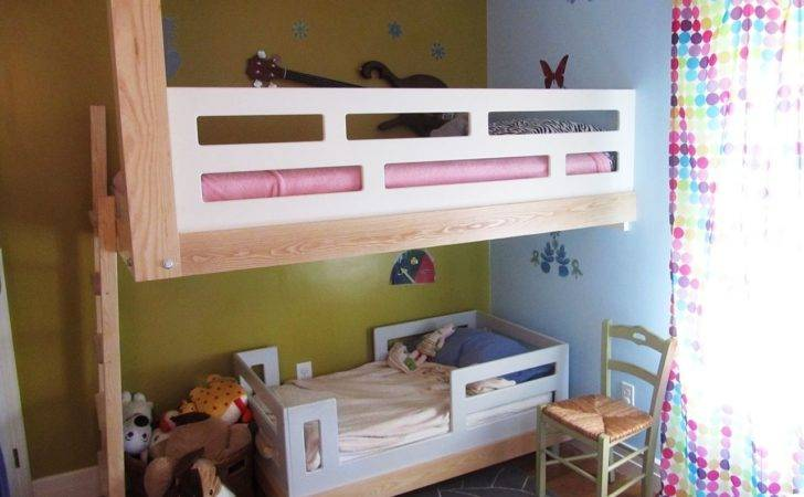 Bedroom Beds Bunk Architecural Woodworking Floating Bed