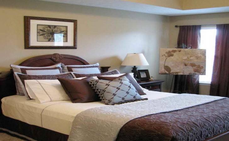 Bedroom Cool Brown Blue Ideas Smart Design